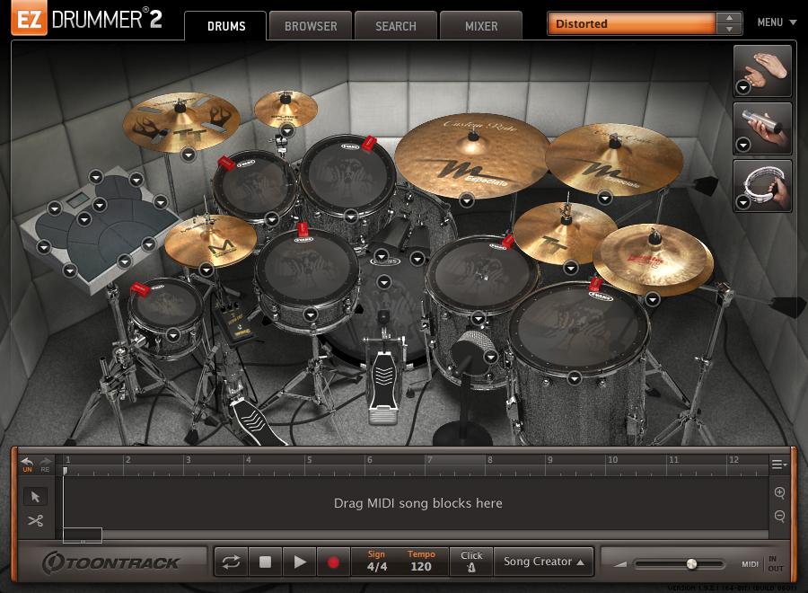 Toontrack - EZdrummer 2 All Expansion - VSTorrent