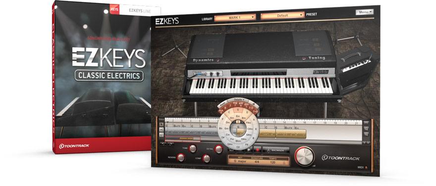 Download ToonTrack EZkeys Keys/&Strings MIDI-Pack
