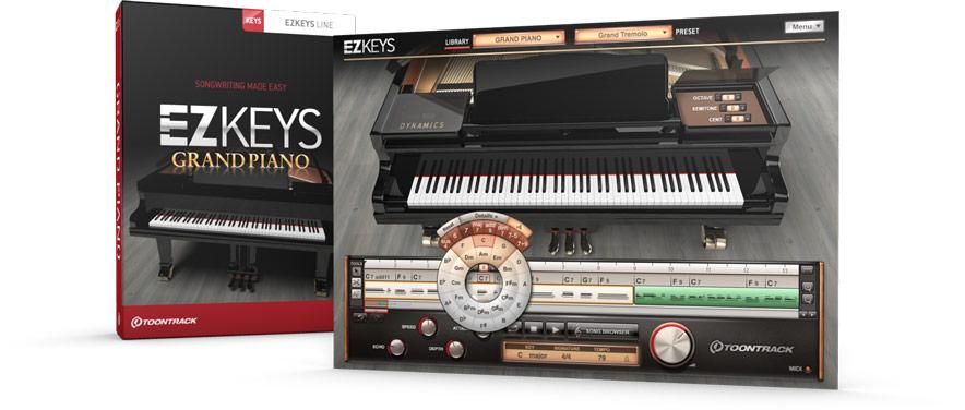 Ezkeys grand piano keygen generator