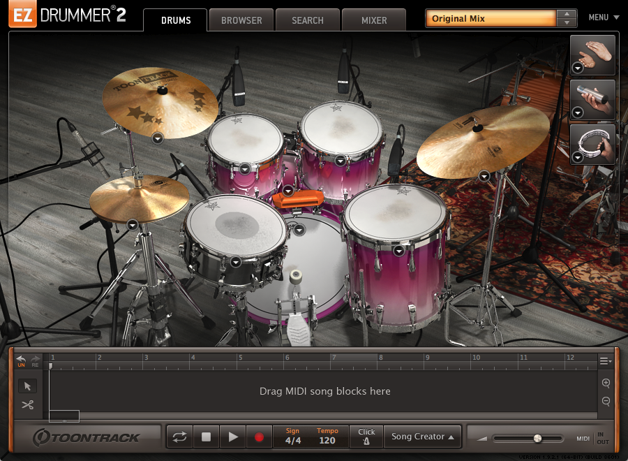 Toontrack Number 1 Hits EZX Expansion Pack. . Welcome to Web Site for. .