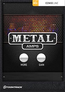 metal amps ezmix
