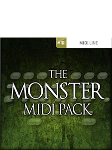 Monster MIDI Pack