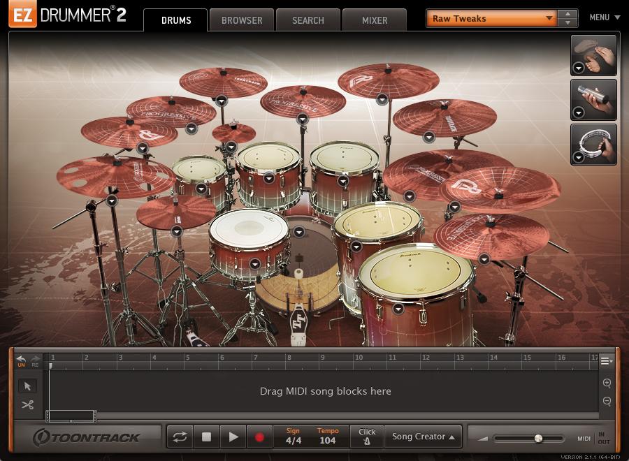 Addictive Drums Osx El